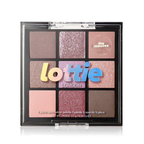 Lottie Palette - The Mauves