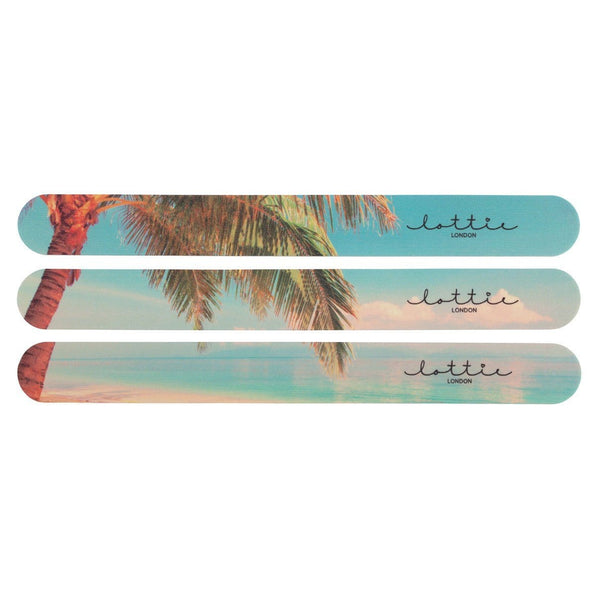 lottie london nail files