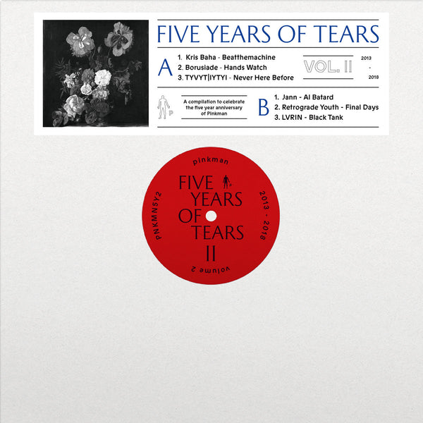 Various Artists - Five Years Of Tears Vol. 2 (PRE-ORDER)