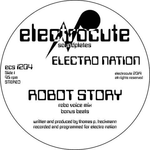 Electro Nation - Robot Story