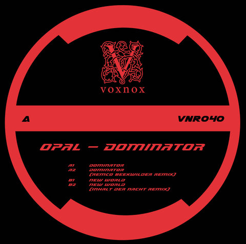 Opal - The Dominator