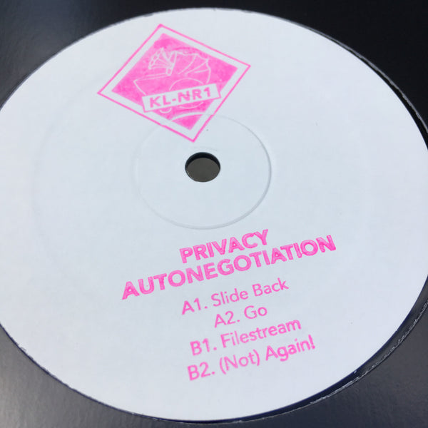 Privacy - Autonegotiation