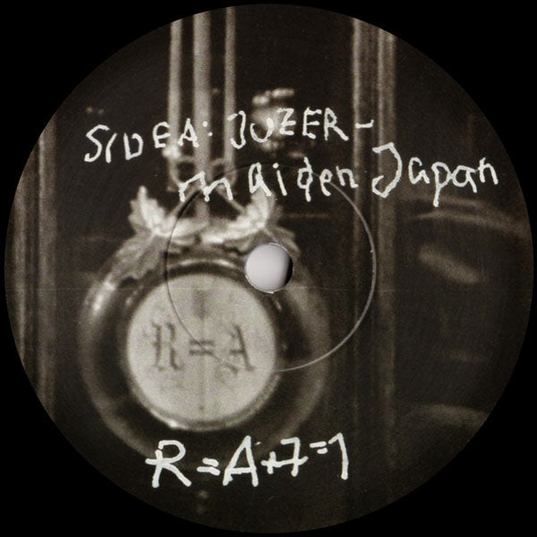 Juzer - Maiden Japan / The Gold Room