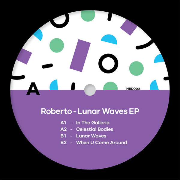 Roberto - Lunar Waves EP