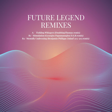 Future Legend - Future Legend Remixes