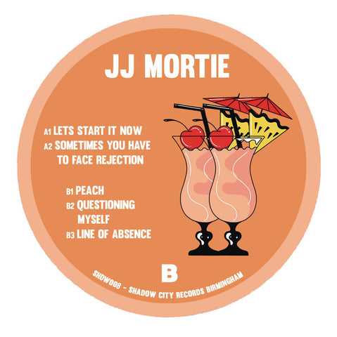 JJ Mortie - Peach