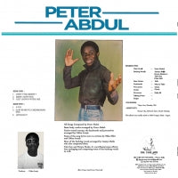 Peter Abdul - Get Down With Me