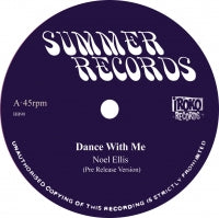 Noel Ellis - Dance With Me / Memories (Pre-Release Mix)