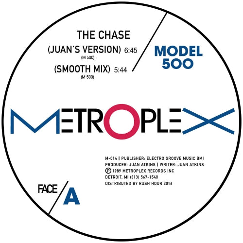 MODEL 500 - THE CHASE
