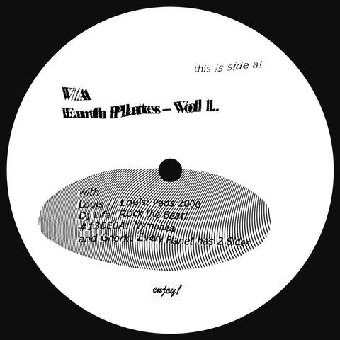 Various Artists - Earth Plates - Vol 1