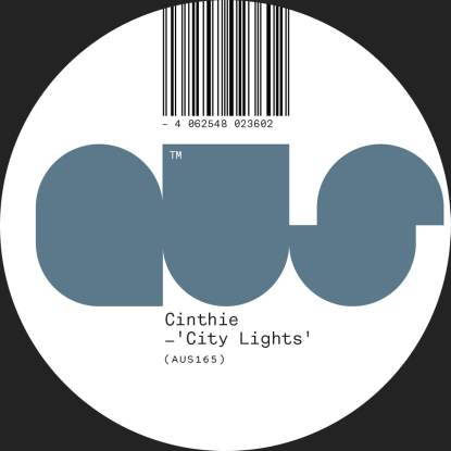 Cinthie - City Lights (PRE-ORDER)