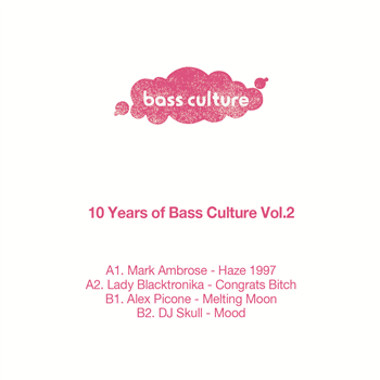 Various - 10 Years of Bass Culture: Part 2