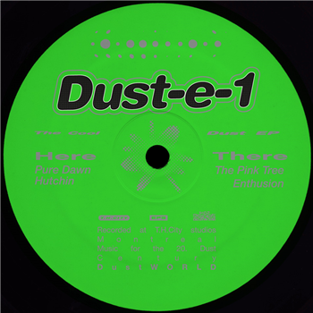 Dust-e-1 - The Cool Dust EP