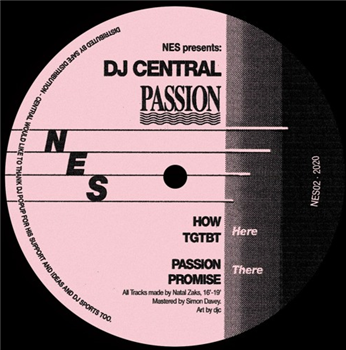 DJ Central - Passion EP
