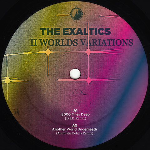 The Exaltics - 2 Worlds Variations (PRE-ORDER)