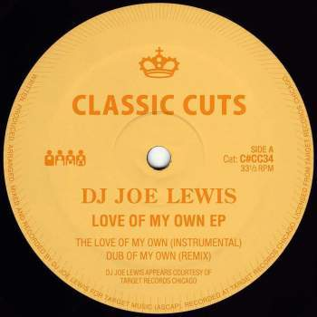 DJ Joe Lewis - Love Of My Own