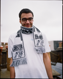 Lobster Theremin Scarf