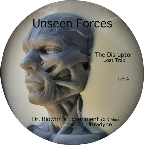 V/A -  Unseen Forces