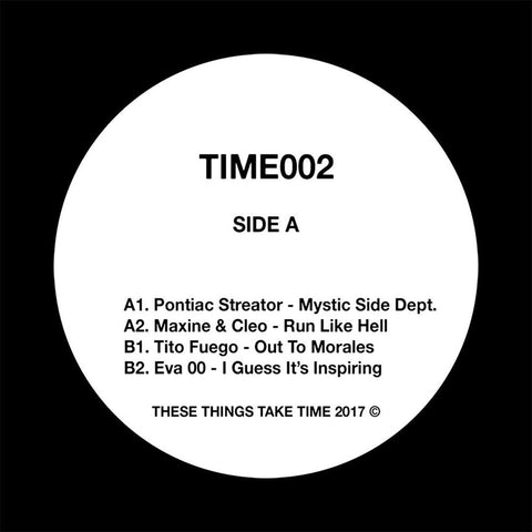 Various Artists - Time002