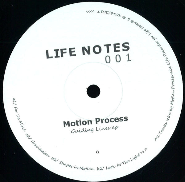 Motion Process - Guiding Lines