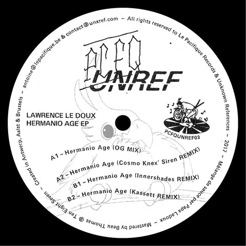 Lawrence Le Doux - Hermanio Age EP