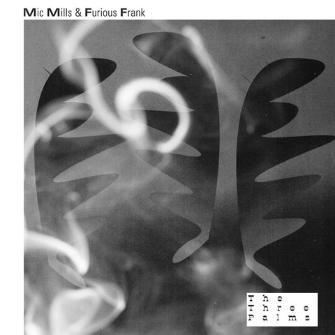 Mic Mills and Furious Frank - The Three Palms EP
