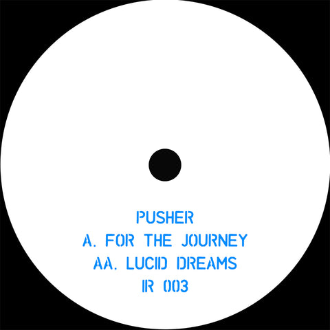 Pusher - Never Ending Nights EP (PRE-ORDER)