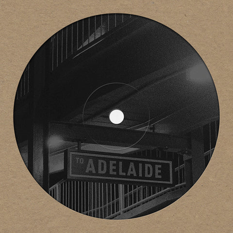Warren Raww - To Adelaide EP