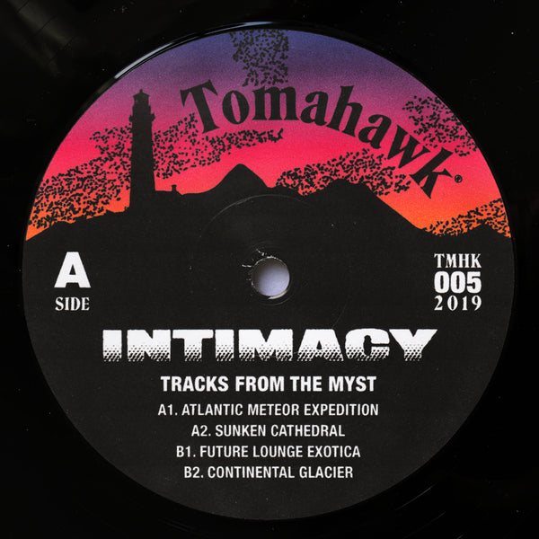 Intimacy - Tracks From The Myst