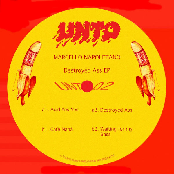 Marcello Napoletano - Destroyed Ass