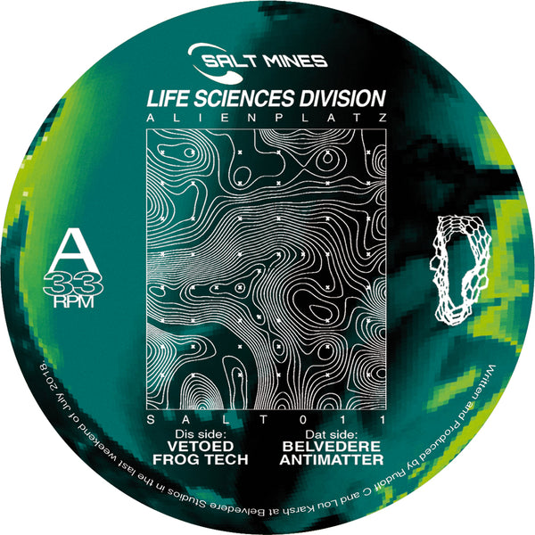 Life Sciences Division - Alienplatz EP