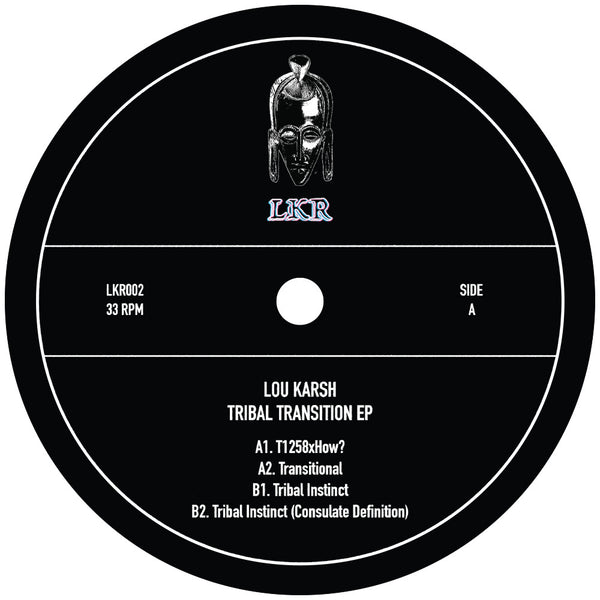 Lou Karsh - Tribal Transition EP