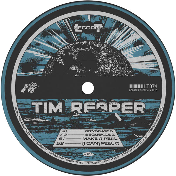 Tim Reaper - Cityscapes EP (PRE-ORDER)