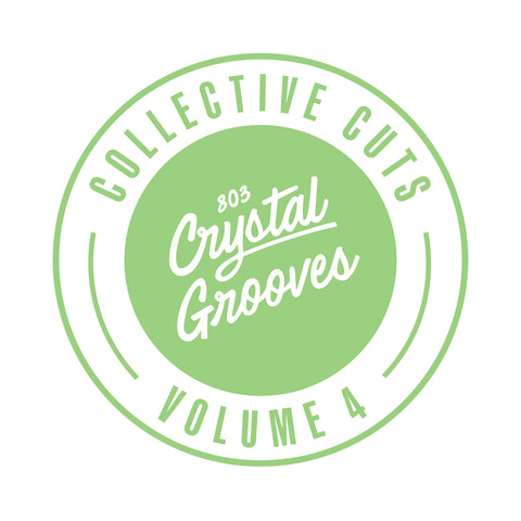 Manuold, Asquith, Yard, UC Beatz - 803 Crystal Grooves Collective Cuts Volume 4