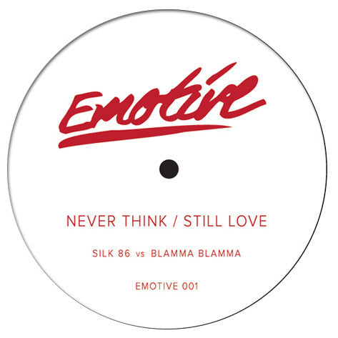 Silk 86 vs Blamma Blamma - Never Think / Still Love