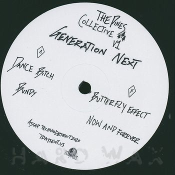 Generation Next ‎– The Pines Collective V1  (pre-order)