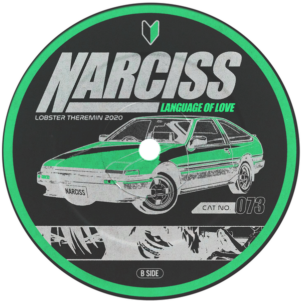 Narciss - Language of Love EP REPRESS