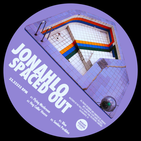 Jonahlo - Spaced Out