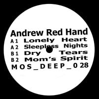 Andrew Red Hand - Dear Goddess