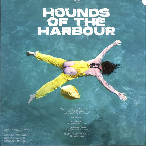 Ansome - Hounds of the Harbour