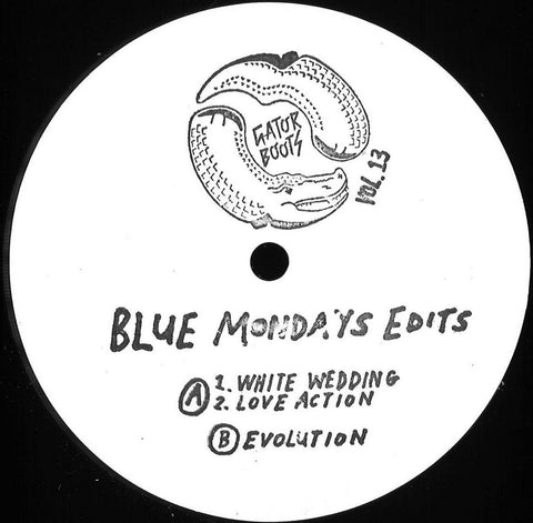 BLUE MONDAYS - GATOR BOOTS VOL .13