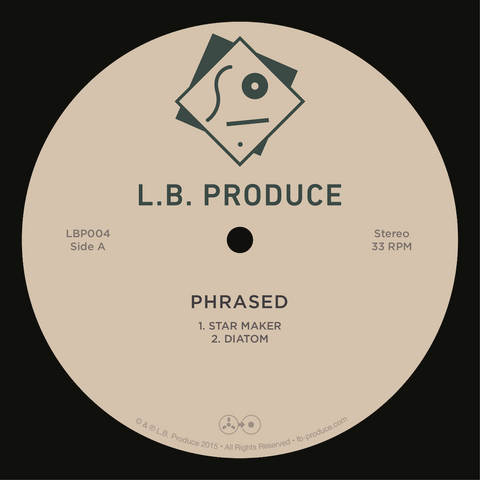 Phrased - Star Maker - Lobster Records