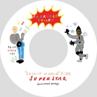 Tapes Vs Superstar ‎– Spirit World