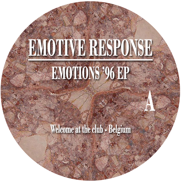 Emotive Response - Emotions '96 (PRE-ORDER)