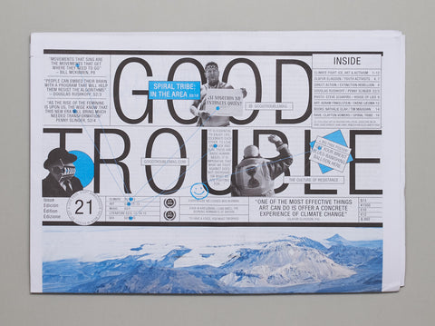 Good Trouble, Issue 21