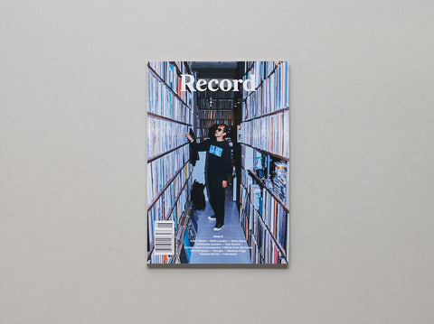 RECORD CULTURE, Issue 6