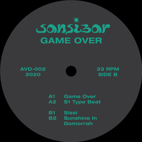 Sansibar - Game Over REPRESS