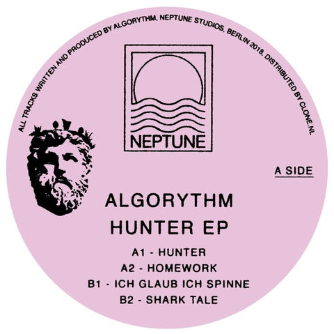 Algorythm - Hunter EP