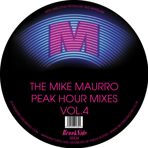 JONES GIRLS - THE MIKE MAURRO PEAK HOUR MIXES VOL. 4