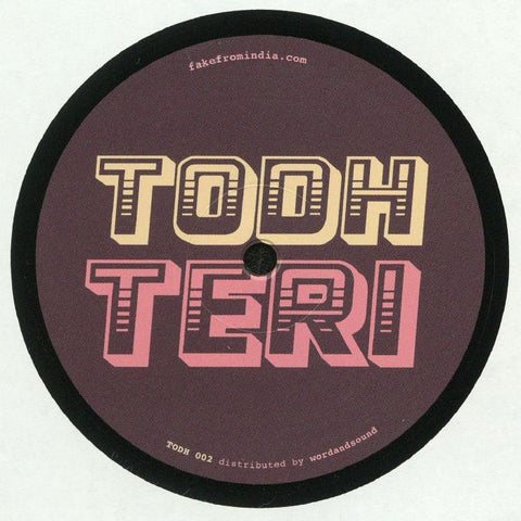 Todh Teri - Deep In India Vol. 2